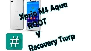 XPERIA M4 AQUA, ROOT Y RECOVERY E2303, LOLLIPOP 5.0 E2306, E2333, E2353, E2363 ESPAÑOL 2015
