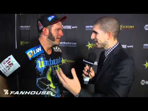Chad Griggs Following Second Strikeforce Win: 'Give Me Some Credit'