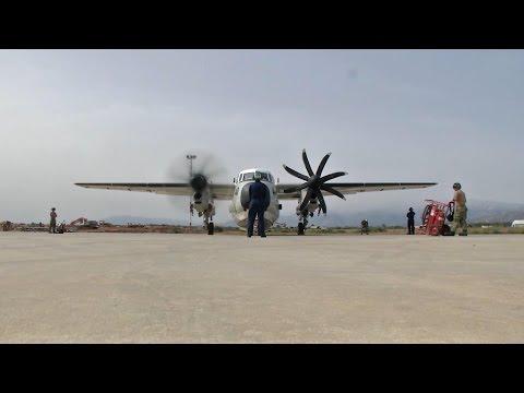 NSA Souda Bay upgraded its airfield.