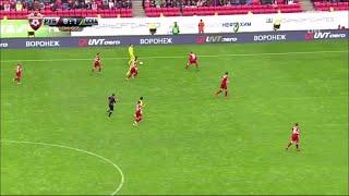 Обзор матча: Футбол. РФПЛ. 30-й тур. Рубин - ЦСКА 0:1
