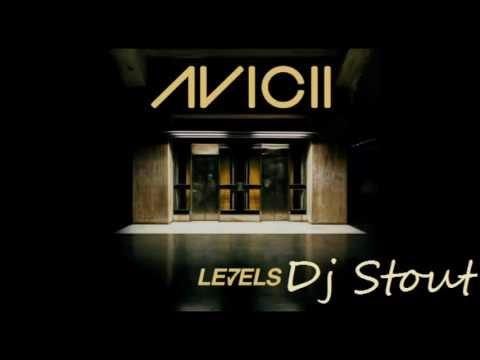Dj Stout (Avicii - Levels) Piano roll