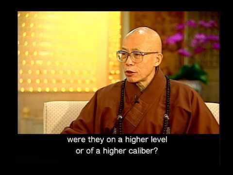 How can we attain enlightenment (GDD-865, Master Sheng-Yen)