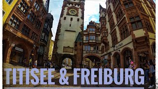 EP6: Titisee & Freiburg (Black Forest), Germany
