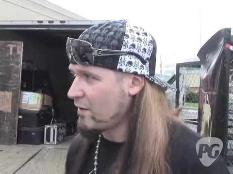 Rig Rundown  Black Label Society's Nick Catanese