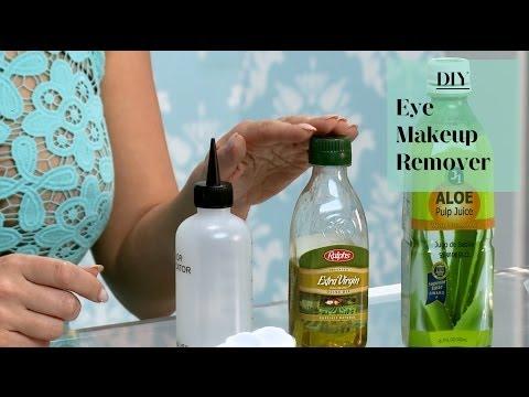 DIY Eye Makeup Remover : part 4