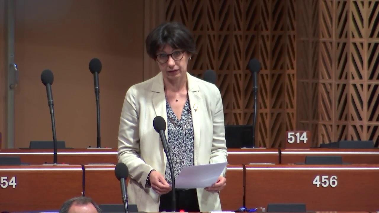 180426 Mme Trisse débat d'urgence sur la corruption