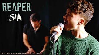SIA - REAPER - OFFICIAL VIDEO COVER  by Michele Grandinetti