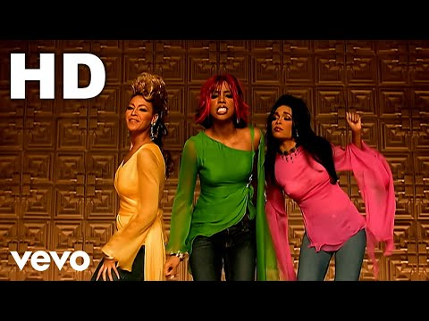 Клип Destiny's Child - Nasty Girl