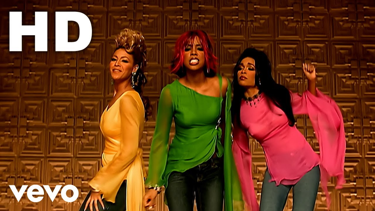 Download Destiny's Child - Nasty Girl (Official HD Video)