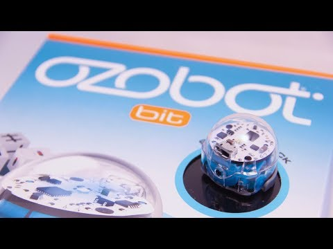 Ozobot Bit, The Robot Programmed By Color