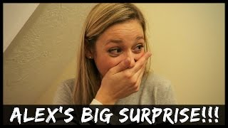 One of Spencer & Alex's most viewed videos: ALEX'S BIG SURPRISE!!!