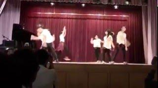 基督教中國佈道會聖道迦車書院校際舞蹈節乙級獎