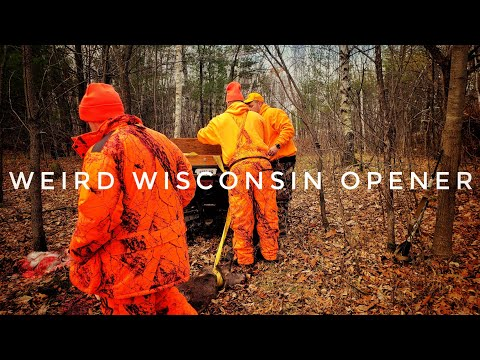 Wisconsin Rifle Opener
