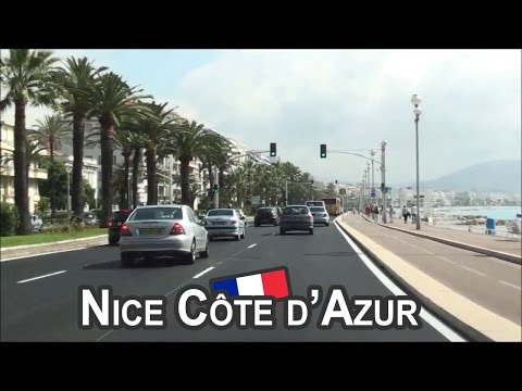 FR / Nice Côte d'Azur / Promenade des Anglais