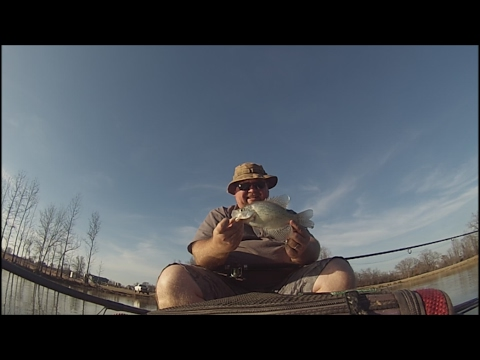 Getting Out In My Bobcat Pirogue