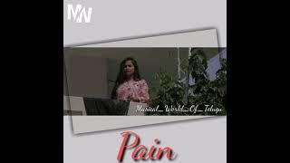 Kade Malupu Korine Break Up Video Song for WhatsApp status || Pilla Pillagadu Web Series S2 ||