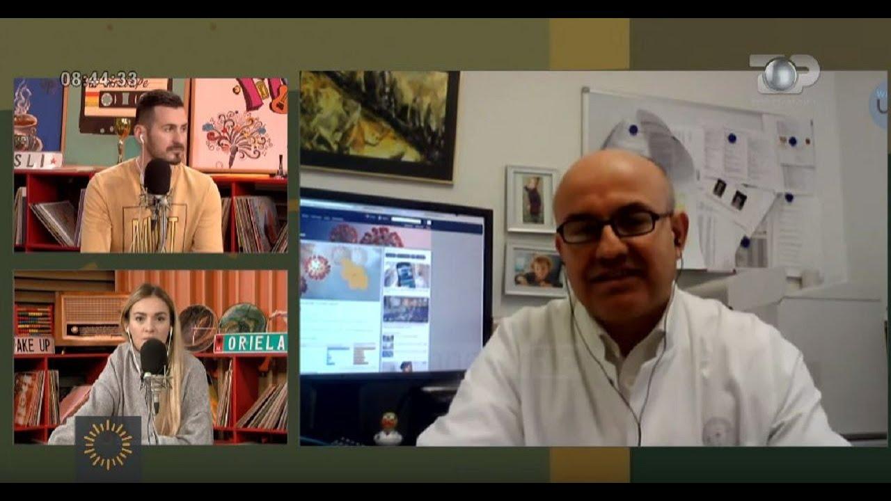 Wake Up/ Mjeku Arjan Mullahi: Pse Gjermania ka shumë raste me Covid-19 dhe pak vdekje