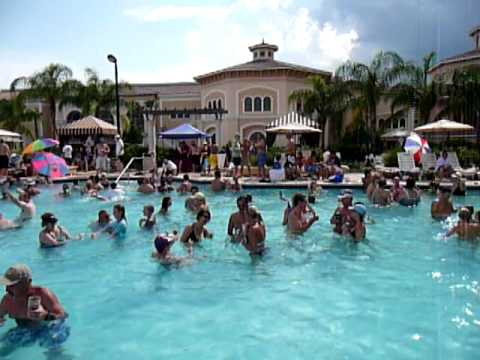 PANAMA CANAL SOCIETY REUNION 2009 POOL PARTY