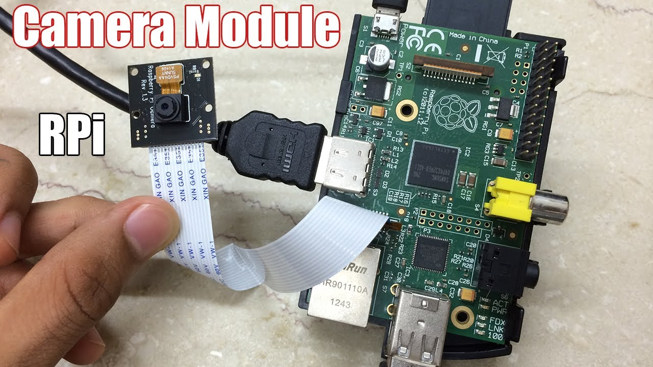 hook up raspberry pi