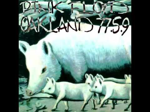 Pink Floyd - Oakland Alameda Coliseum (1977/05/09) Rare Full Concert