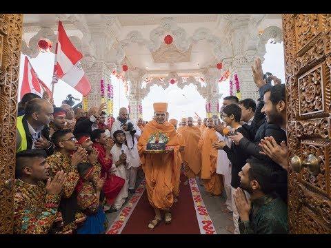 Guruhari Darshan 12 Oct 2017,  Leicester, UK