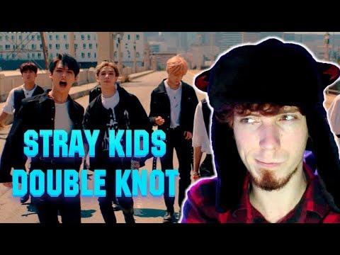 """Stray Kids """"Double Knot"""" M/V РЕАКЦИЯ"""