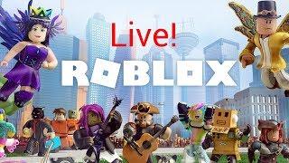 Roblox Stream! (Arsenal, Strucid, Redwood Prison und mehr!)