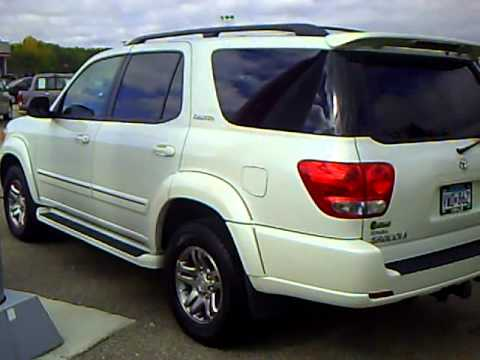 2007 Toyota Sequoia Limited - YouTube
