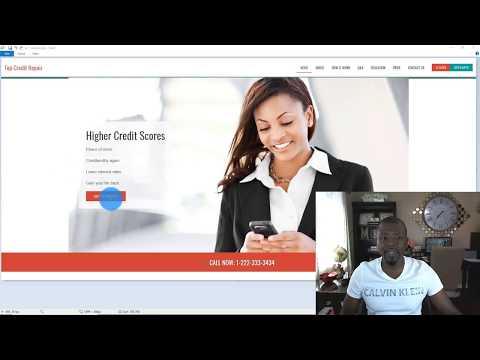 Credit Repair Website: How to Make it Beautiful
