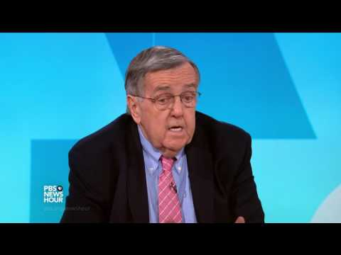 Shields and Brooks on Trump's response to Russia probe, Scalise shooting