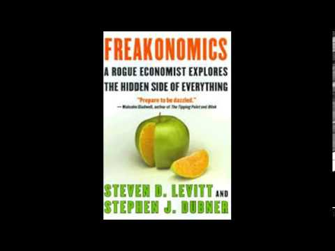 ACU 1297 Freakonomics Rogue Economist Documentary