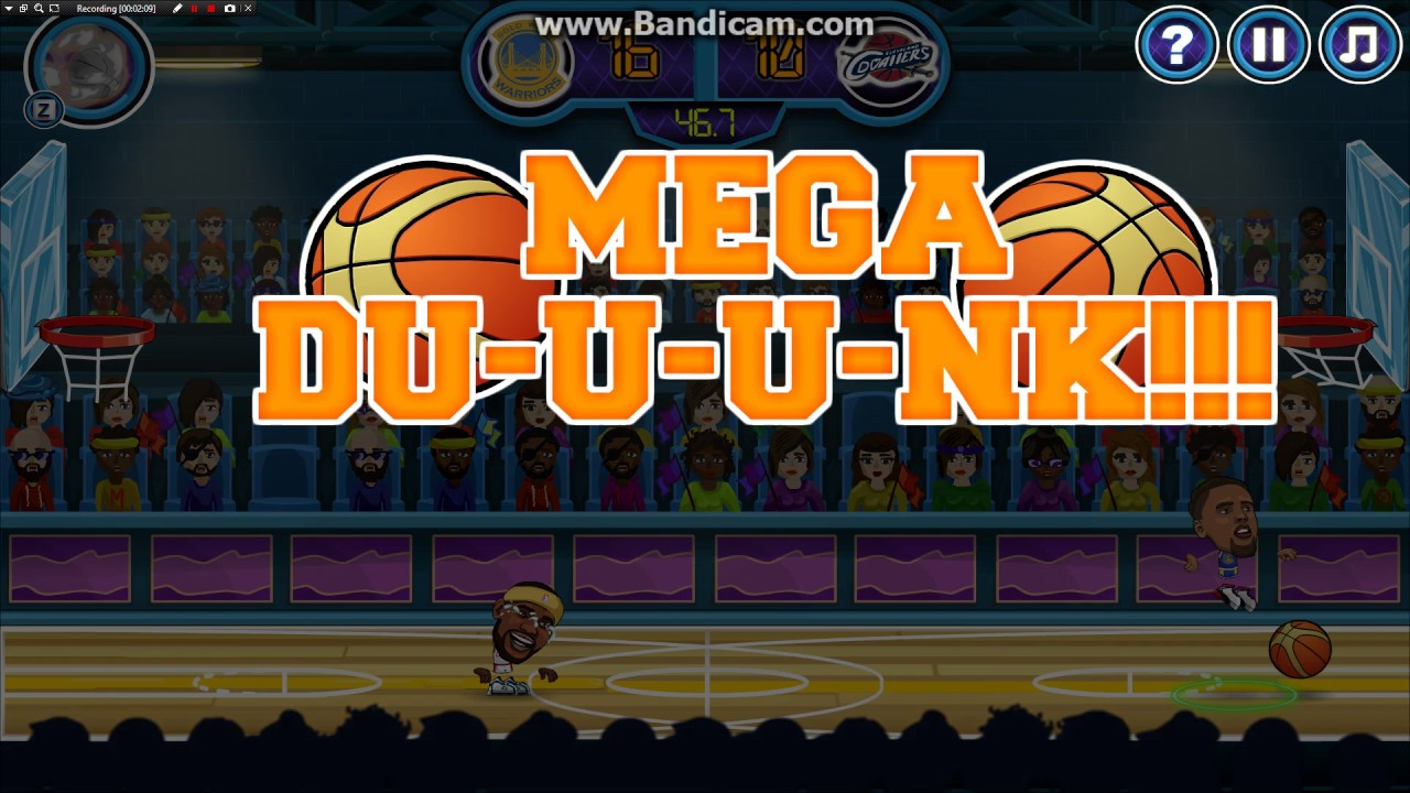 Play Basketball Legends Unblocked Online - Unblocked Games