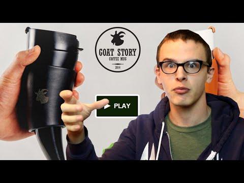 Kickstarter Crap - GOAT MUG