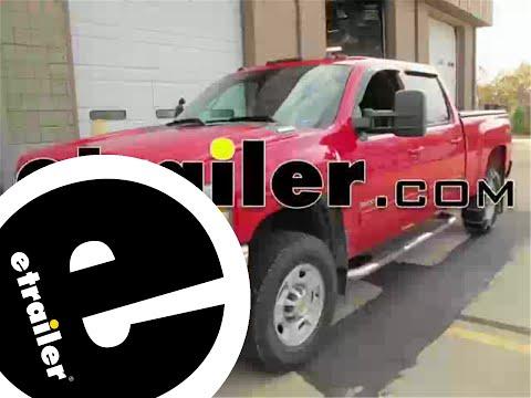 Glacier Twist-Link Snow Tire Chains Review - 2010 Chevrolet Silverado - etrailer.com