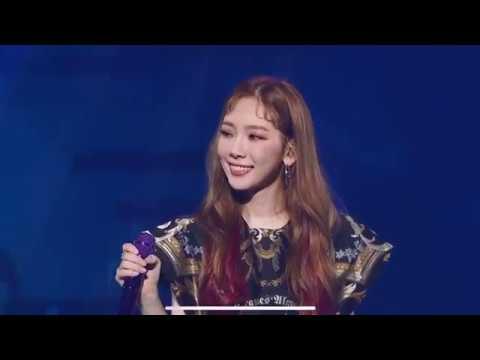 Free Download 's... Taeyeon Concert Kihno Video - I + Ending Mp3 dan Mp4