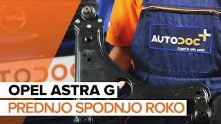 Kako zamenjati Naprava za vzig s plamenom SEAT TOLEDO III (5P2) - video vodič