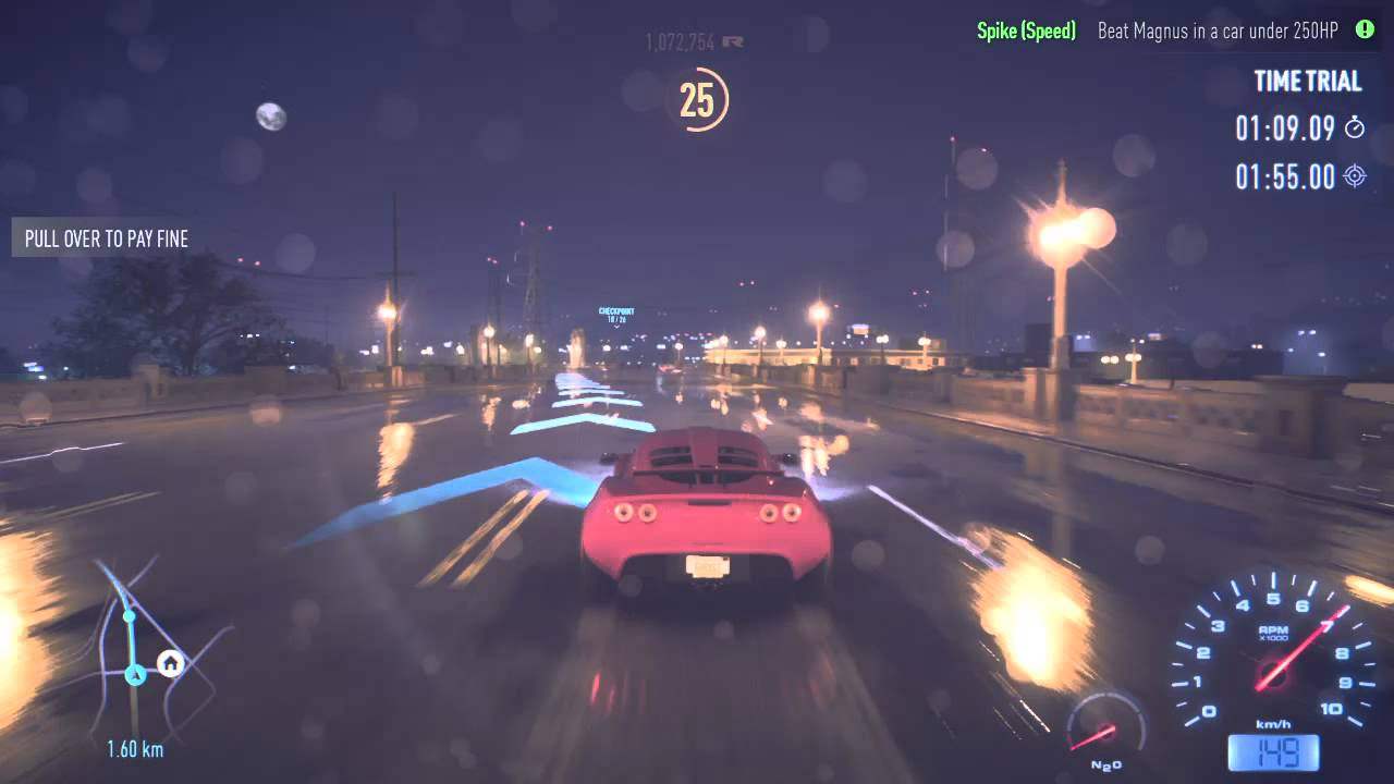 Need for speed 2015 beat magnus walker in car under 250hp lotus exige young speedster youtube