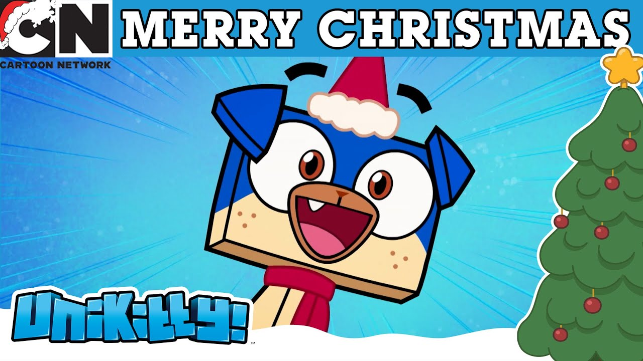 Unikitty!   Snowman Is Alive   Cartoon Network UK 🇬🇧