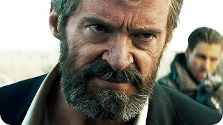 LOGAN Trailer (2017) Hugh Jackman Movie
