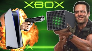 Console Wars: The Xbox Strikes Back