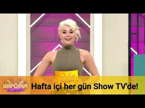 Kuaförüm Sensin hafta içi her gün Show TV'de!