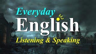 Everyday English Listening + Speaking   Listen & Speak English Like a Native   English Conversation screenshot 4