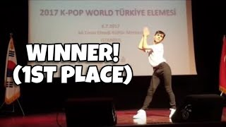 "Baixar [K-POP WORLD FESTIVAL 2017 TURKEY] TWICE ""Like OOH-AHH"" & EXO-CBX ""HEY MAMA"" | Selcuk Hos"