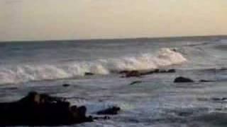 vuclip Itapuã - Por do sol no Farol - surfista na Pedra do Sal