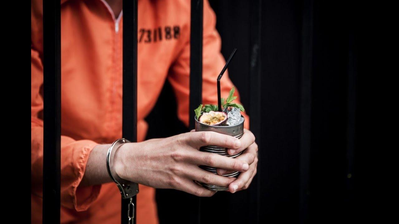 Alcotraz - Prison Cocktail Bar | London Food & Drink Reviews