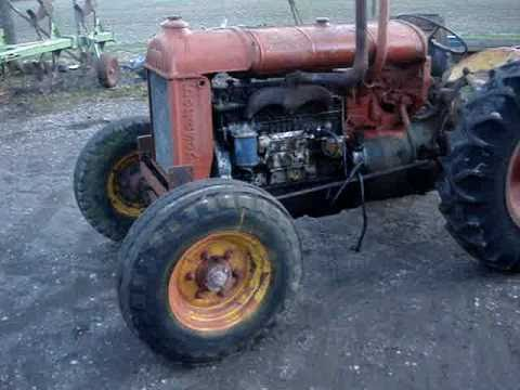 Fordson Standard Industrial with Perkins P6