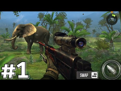 Hunting Elephants! Deer Hunter 2020 Ep1