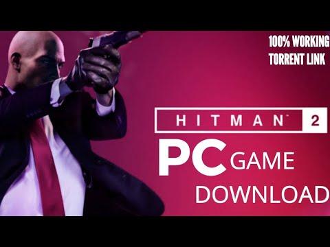 hitman 2 2018 pc torrent download