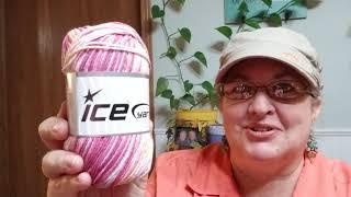 FIBER ~ ICE Yarns review