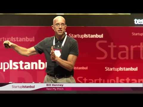 Bill Kenney - Startup Istanbul 2016